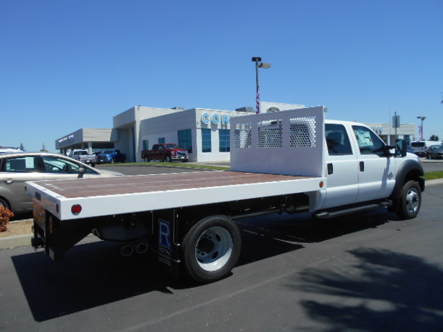 2016 F-550 Crew Cab DRW, Royal Flatbed #49924 - photo 8