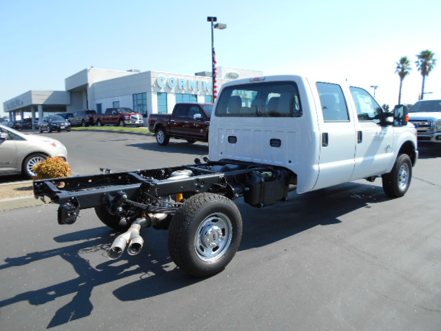 2016 F-350 Crew Cab 4x4, Cab Chassis #49958 - photo 2