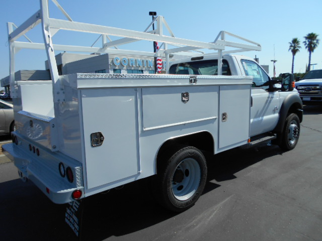 2016 F-450 Regular Cab DRW 4x4, Scelzi Service Body #50008 - photo 2