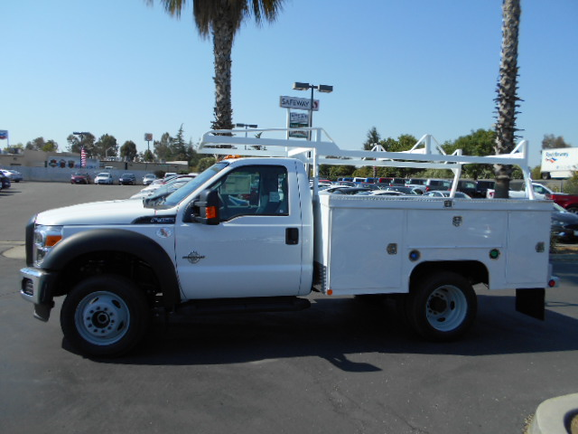 2016 F-450 Regular Cab DRW 4x4, Scelzi Service Body #50008 - photo 3
