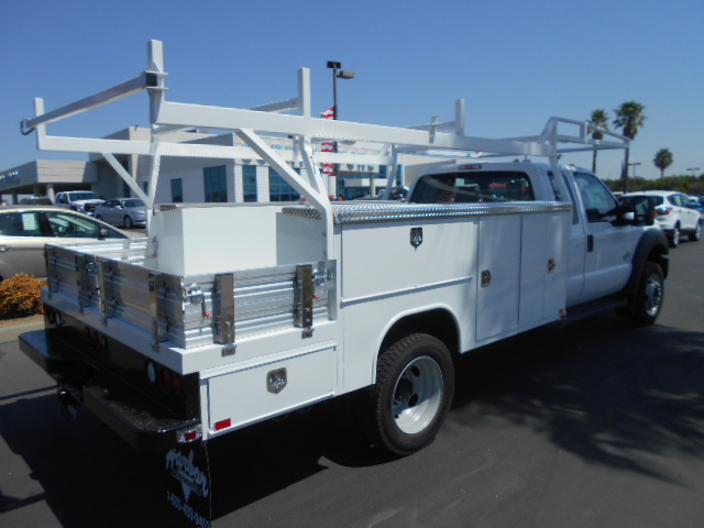 2016 F-550 Super Cab DRW 4x4, Harbor Combo Body #50017 - photo 10