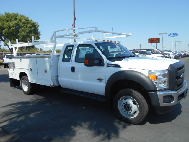 2016 F-550 Super Cab DRW 4x4, Harbor Combo Body #50017 - photo 11