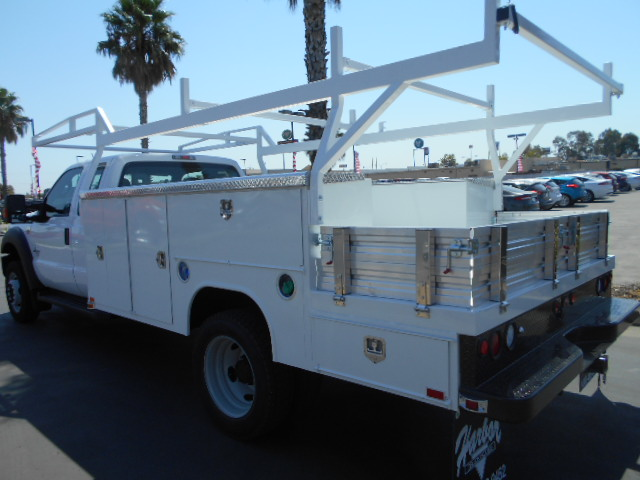 2016 F-550 Super Cab DRW 4x4, Harbor Combo Body #50017 - photo 2