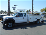 2016 F-550 Super Cab DRW 4x4, Harbor Combo Body #50017 - photo 1