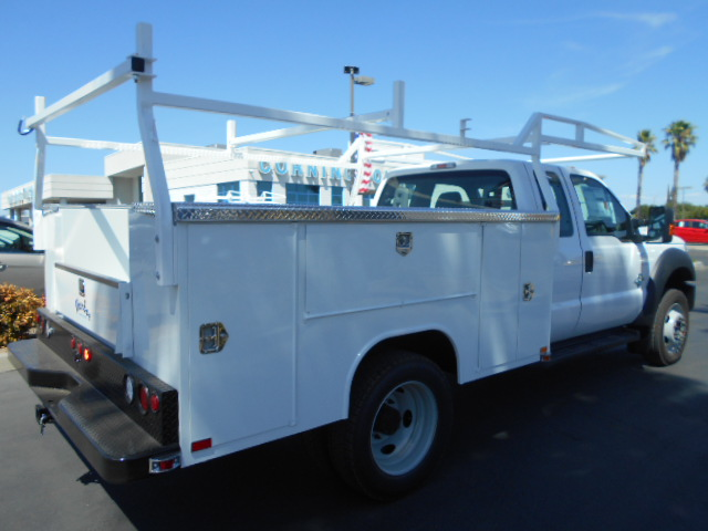 2016 F-550 Super Cab DRW 4x4, Harbor Service Body #50033 - photo 2