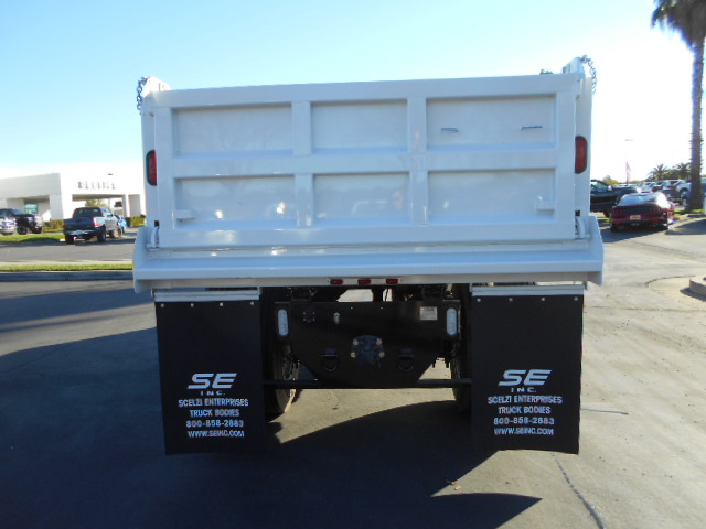 2017 F-650 Regular Cab DRW, Scelzi Dump Body #50041 - photo 9