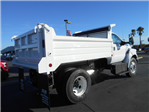 2017 F-650 Regular Cab DRW, Scelzi Dump Body #50041 - photo 1