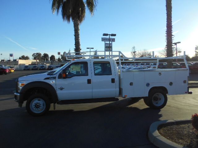 2016 F-450 Crew Cab DRW 4x4, Harbor Service Body #50064 - photo 3