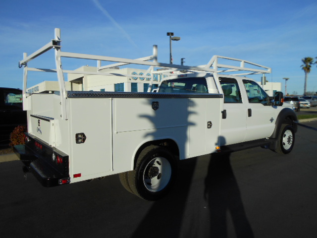 2016 F-450 Crew Cab DRW 4x4, Harbor Service Body #50064 - photo 2