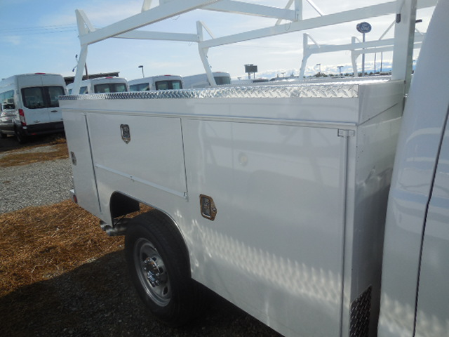 2016 F-450 Super Cab DRW 4x4, Harbor Contractor Body #50067 - photo 16