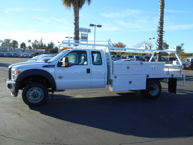 2016 F-450 Super Cab DRW 4x4, Scelzi Contractor Body #50215 - photo 4