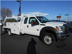 2016 F-450 Super Cab DRW 4x4, Scelzi Contractor Body #50215 - photo 1