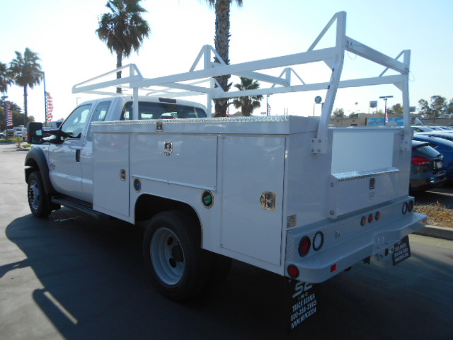2016 F-550 Super Cab DRW, Scelzi Service Body #50218 - photo 2