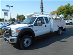 2016 F-550 Super Cab DRW, Scelzi Service Body #50218 - photo 1