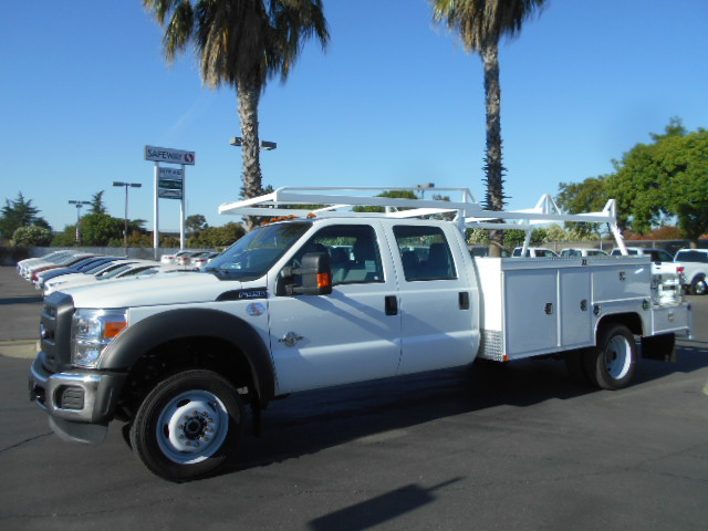 2016 F-450 Crew Cab DRW 4x4, Combo Body #50240 - photo 3