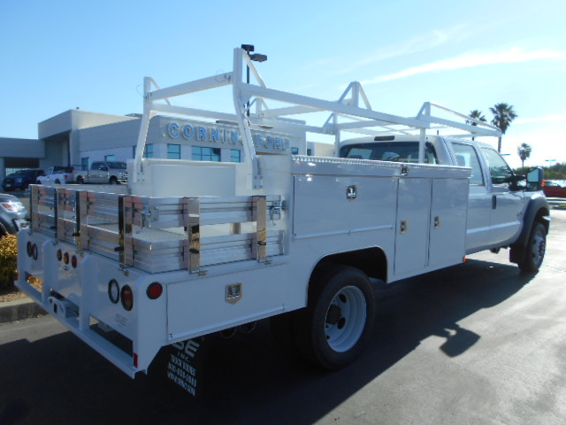 2016 F-450 Crew Cab DRW 4x4, Combo Body #50240 - photo 2