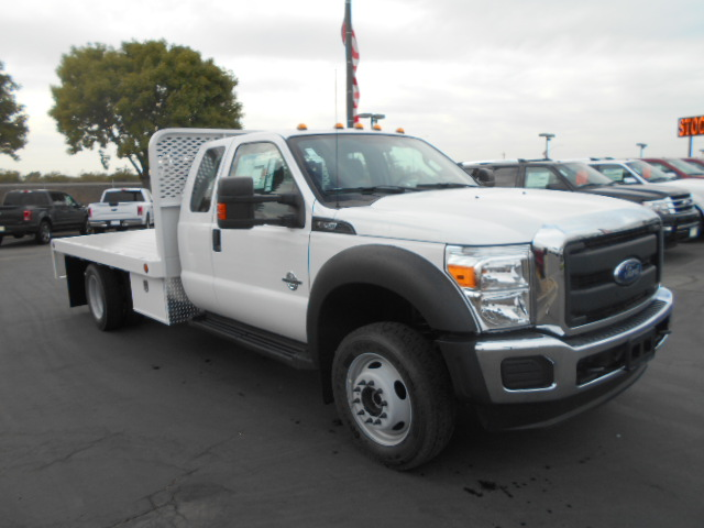 2016 F-550 Super Cab DRW 4x4, Scelzi Flatbed #50243 - photo 7