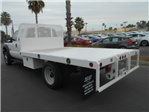 2016 F-550 Super Cab DRW 4x4, Scelzi Flatbed #50243 - photo 1