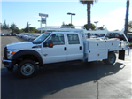 2016 F-550 Crew Cab DRW 4x4, Scelzi Contractor Body #50251 - photo 1