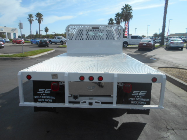 2016 F-450 Crew Cab DRW 4x4, Scelzi Flatbed #50273 - photo 8