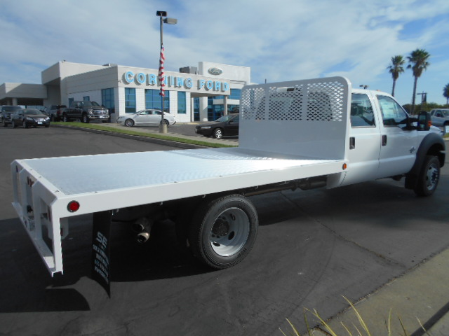 2016 F-450 Crew Cab DRW 4x4, Scelzi Flatbed #50273 - photo 2