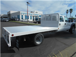 2016 F-450 Crew Cab DRW 4x4, Scelzi Flatbed #50273 - photo 1