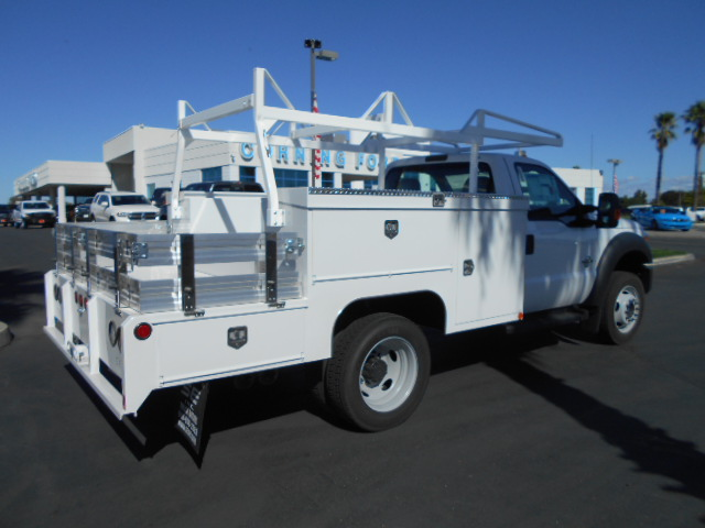 2016 F-550 Regular Cab DRW 4x4, Scelzi Combo Body #50278 - photo 2