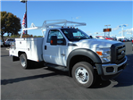 2016 F-550 Regular Cab DRW 4x4, Scelzi Combo Body #50278 - photo 1