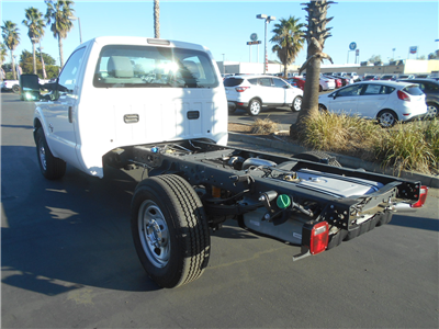 2016 F-350 Regular Cab, Harbor TradeMaster Service Body #50294 - photo 2