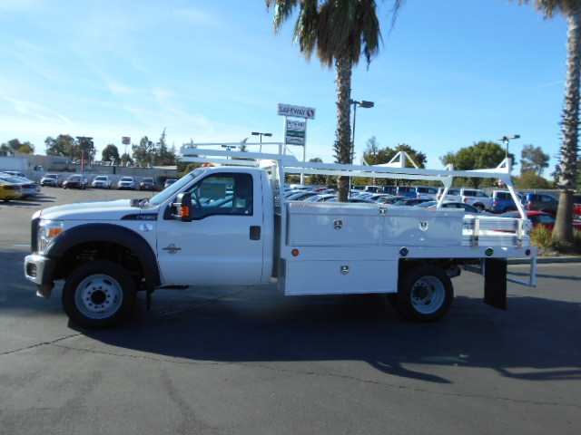 2016 F-450 Regular Cab DRW, Scelzi Contractor Body #50473 - photo 3