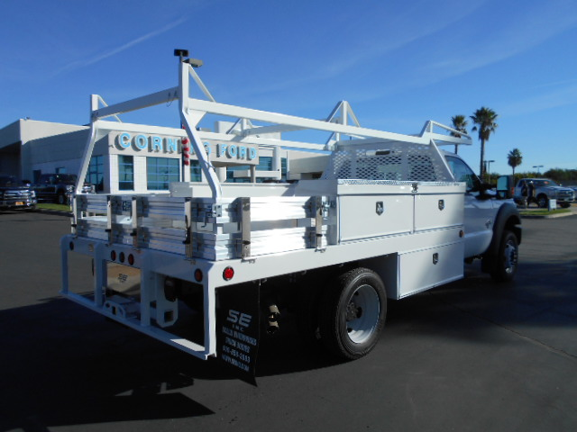 2016 F-450 Regular Cab DRW, Scelzi Contractor Body #50473 - photo 2