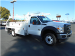 2016 F-450 Regular Cab DRW, Scelzi Contractor Body #50473 - photo 1