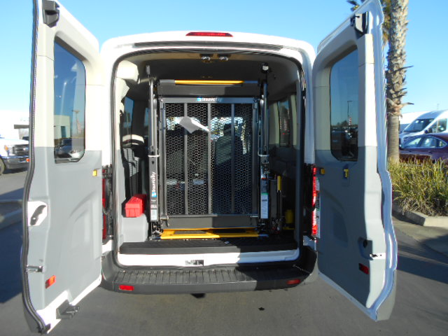 2017 Transit 350 Medium Roof Mobility #50491 - photo 10