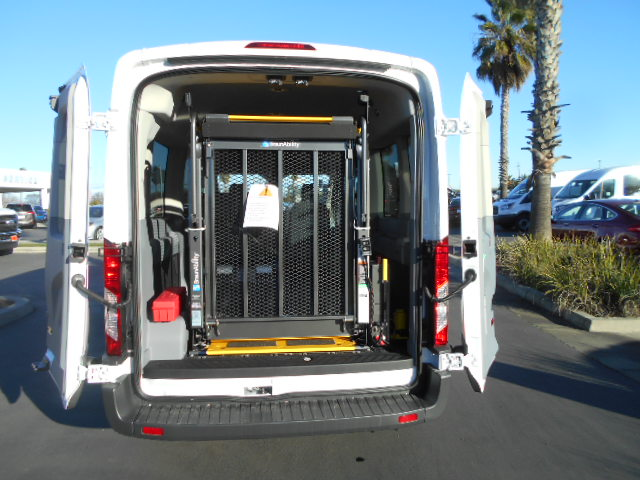 2017 Transit 350 Medium Roof, Mobility #50491 - photo 2