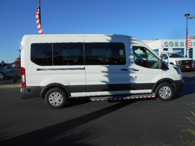 2017 Transit 350 Medium Roof, Mobility #50491 - photo 8