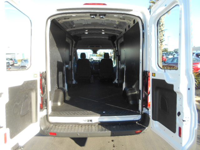 2017 Transit 250 Medium Roof Cargo Van #50563 - photo 10