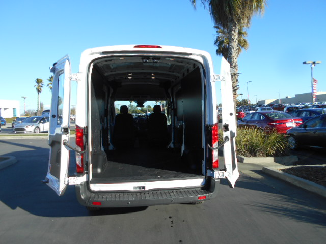 2017 Transit 250 Medium Roof Cargo Van #50563 - photo 11
