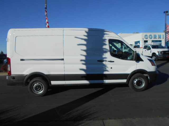 2017 Transit 250 Medium Roof Cargo Van #50563 - photo 9