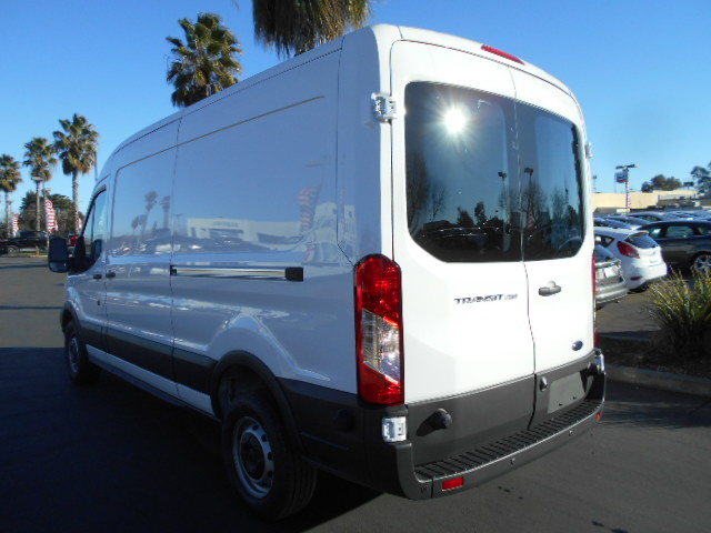 2017 Transit 250 Medium Roof, Adrian Steel Van Upfit #50563 - photo 2