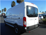 2017 Transit 250 Medium Roof Cargo Van #50563 - photo 1