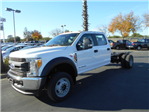 2017 F-550 Crew Cab DRW 4x4, Cab Chassis #50566 - photo 1