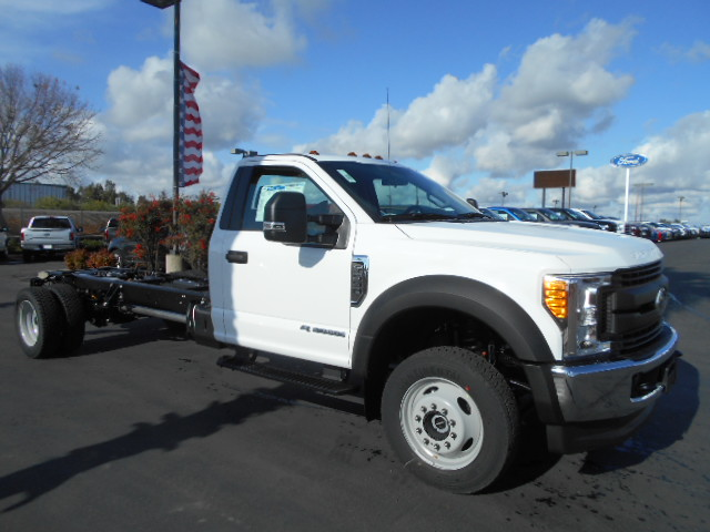 2017 F-550 Regular Cab DRW 4x4 Cab Chassis #50583 - photo 8