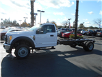 2017 F-550 Regular Cab DRW 4x4 Cab Chassis #50583 - photo 1