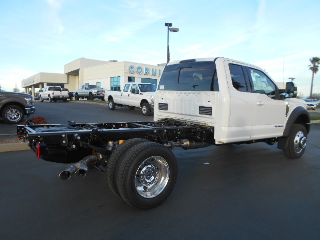 2017 F-450 Super Cab DRW 4x4 Cab Chassis #50671 - photo 2
