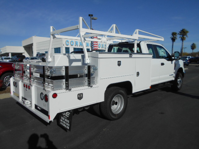 2017 F-350 Super Cab DRW 4x4, Scelzi Combo Body #50672 - photo 2