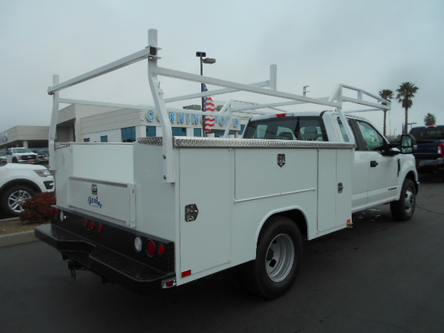 2017 F-350 Super Cab DRW, Harbor Service Body #50706 - photo 2