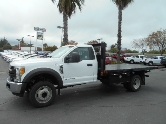 2017 F-450 Regular Cab DRW, Flatbed #50751 - photo 3