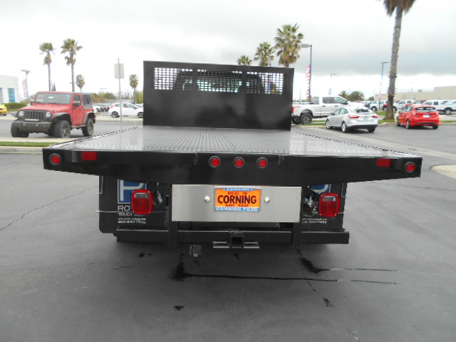 2017 F-450 Regular Cab DRW, Flatbed #50751 - photo 9
