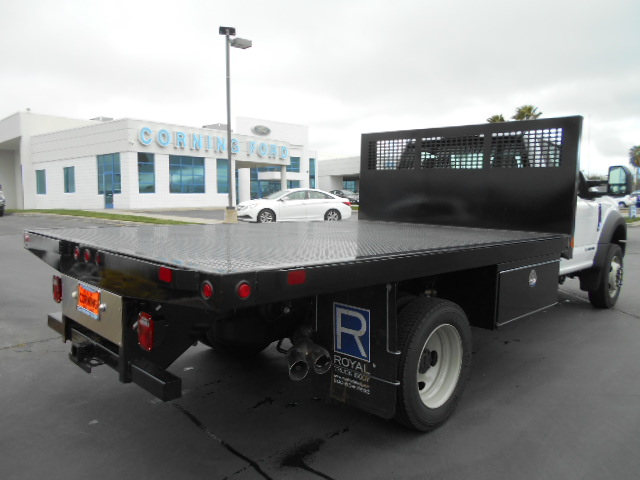 2017 F-450 Regular Cab DRW, Flatbed #50751 - photo 2