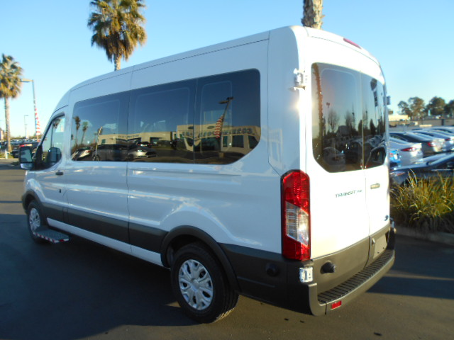 2017 Transit 350 Medium Roof, Mobility #50774 - photo 8